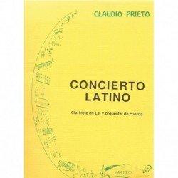 Prieto. Concierto Latino...