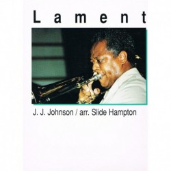 Johnson. Lament (4 Trombones, Piano y Bajo)