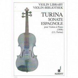 Turina. Sonata Española...