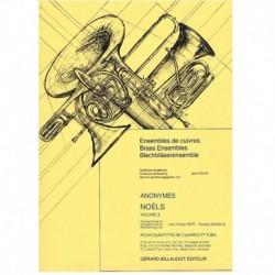 Anónimo. Noels Vol.2 (Quinteto de Metal y Tuba)