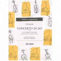 Vivaldi. Concierto en Do...