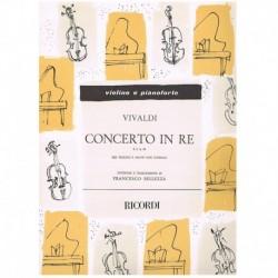Vivaldi. Concierto en Re...