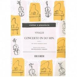 Vivaldi. Concierto Do menor...