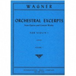 Wagner. Orchestral Excerpts...