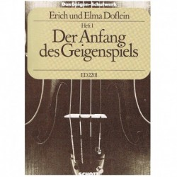 Doflein. Vol.1. De Anfang...