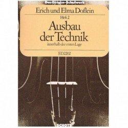 Doflein. Vol.2. Ausbau der...