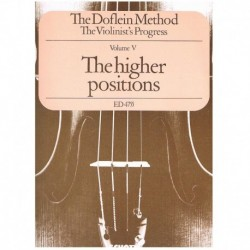 Doflein. Vol.5. The Higher...