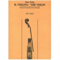 Porta. El Violin