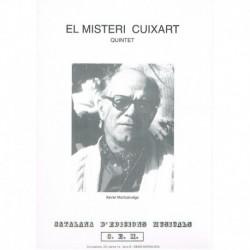 Montsalvatge El Misteri Cuixart (2 Violines, Viola, Cello y Contrabajo)
