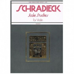 Schradieck. Scale Studies...