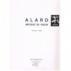 Alard. Metodo de Violin. 8º...