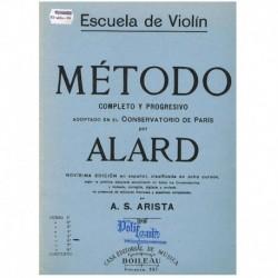 Alard Escuela de Violin. Metodo Completo y Progresivo Vol.6