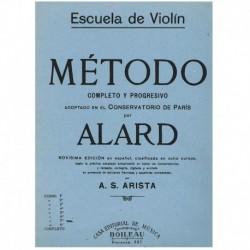 Alard Escuela de Violin. Metodo Completo y Progresivo Vol.7