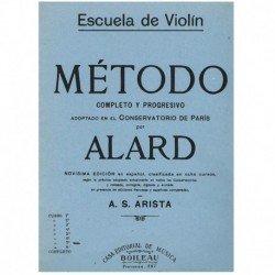 Alard. Escuela de Violin....