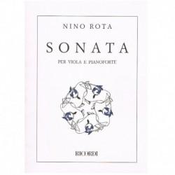 Rota, Nino Sonata (Viola y Piano)