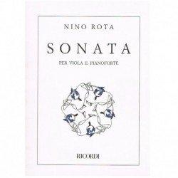 Rota, Nino Sonata (Viola y...