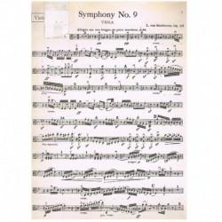 Beethoven. Sinfonia Nº9...