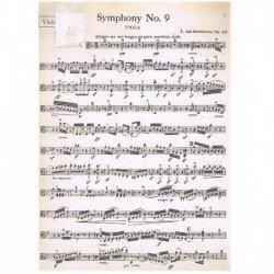 Beethoven Sinfonia Nº9 Op.125 (Viola)