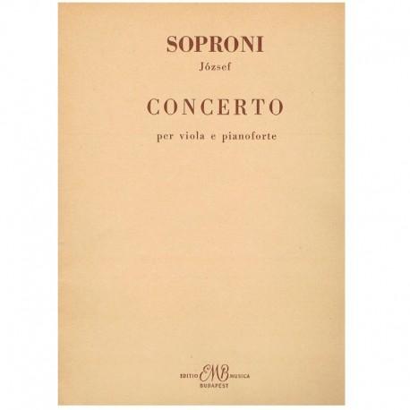 Concierto (Viola y Piano)