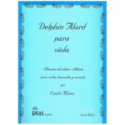 Alard. Selección del Método Alard por Emilio Mateu Vol.2 (Viola)