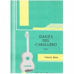Bielsa, Vale Danza del Caballero (Farruca) (Guitarra)