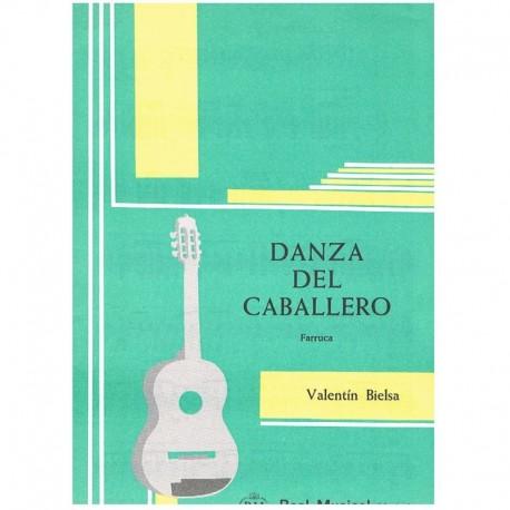 Bielsa. Danza del Caballero (Farruca) (Guitarra)