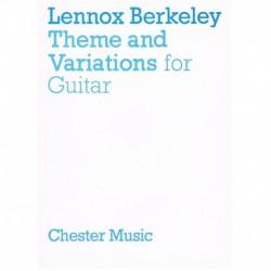 Berkeley.Tema y Variaciones (Guitarra)