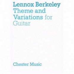 Berkeley, Le Tema y Variaciones (Guitarra)