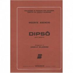 Asencio. Dipsô (Guitarra)