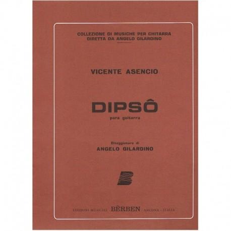 Asencio, Vic Dipsô (Guitarra)