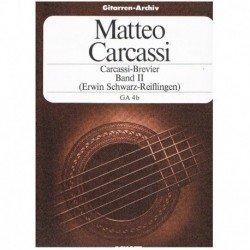 Carcassi, Ma Obras Vol.2 (Guitarra)