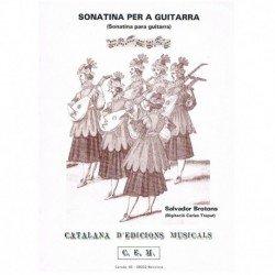 Brotons, Sal Sonatina para...