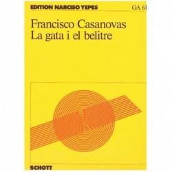 Casanovas. La Gata i el Belitre (Guitarra)