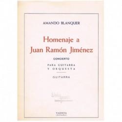 Homenaje a Juan Ramon Jimenez (Guitarra Sola)