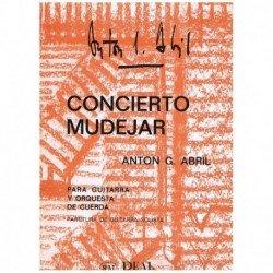 Garcia Abril. Concierto Mudejar (Guitarra)