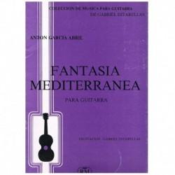 Garcia Abril. Fantasía Mediterránea (Guitarra)