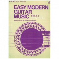 Varios. Easy Modern Guitar...