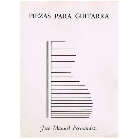 Fernandez. Piezas para Guitarra