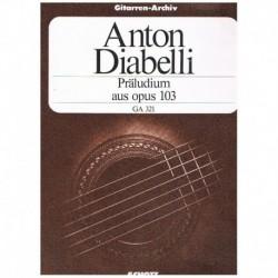 Diabelli. Preludio Op.103...
