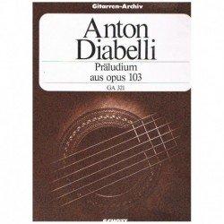 Diabelli, An Preludio...