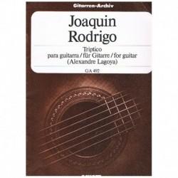 Rodrigo, Joa Triptico para...
