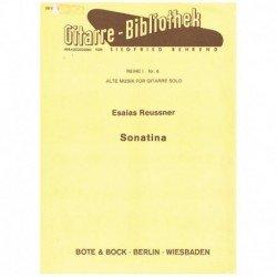 Reussner, Es Sonatina...