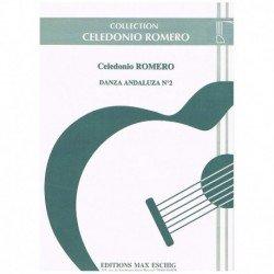 Romero. Danza Andaluza Nº2...