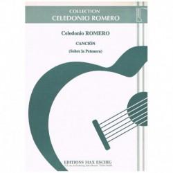 Romero, Cele Cancion (Sobre...