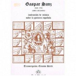 Sanz, Gaspar Instrucción de...