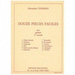 12 Piezas Faciles Vol.1...
