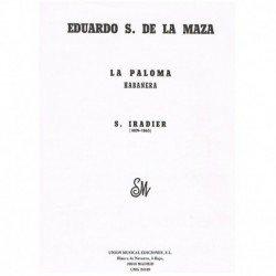 Yradier La Paloma (Guitarra)