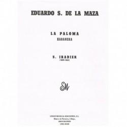 Yradier. La Paloma (Guitarra)
