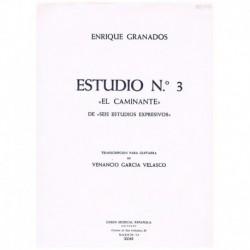 Granados, En Estudio Nº3 El...