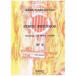 Carlevaro, A Estudio Nº3...